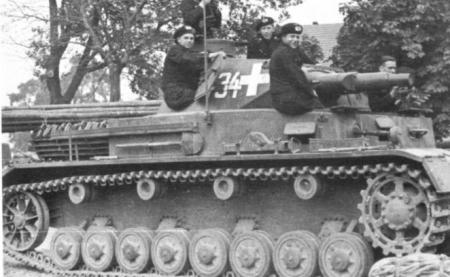 Carro armato tedesco Panzer IV