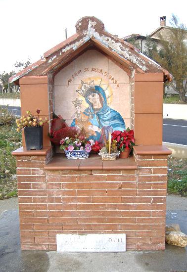Edicola della Madonna della Strada