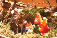 Mangiatoia, Sacra Famiglia e Magi adoranti