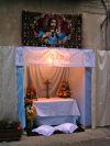 Altare a forma di cappella