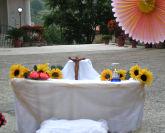 Dettaglio di un altare