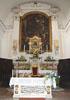 Altare della chiesa di San Lorenzo Martire