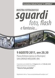 Mostra fotografica Sguardi - foto, flash e fantasia...