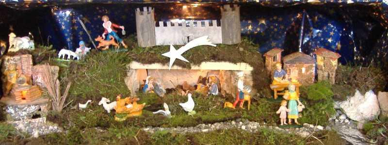 Parrocchia San Lorenzo Martire: programma celebrazioni Natale 2014-Capodanno-Epifania 2015